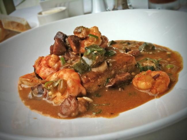 Louisiana Shrimp & Grtis