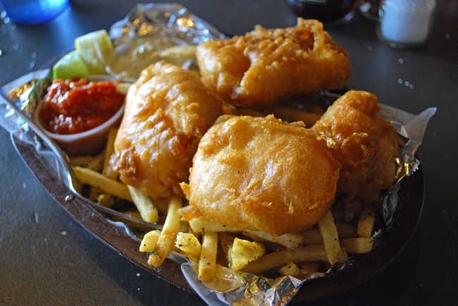 Classic Fish & Chips