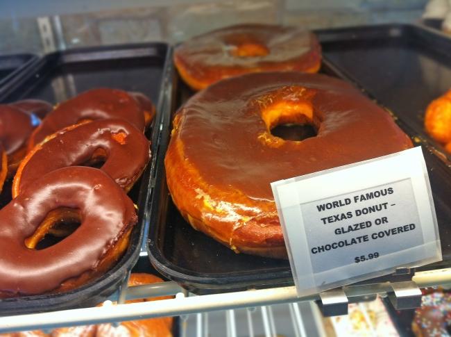 Texas Size Donut