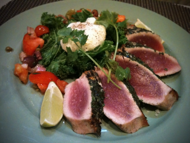 Fresh Bluefin Tuna