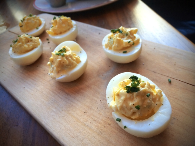 Devil–ish Eggs: Classic