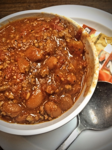 House Made Loose Meat Chili
