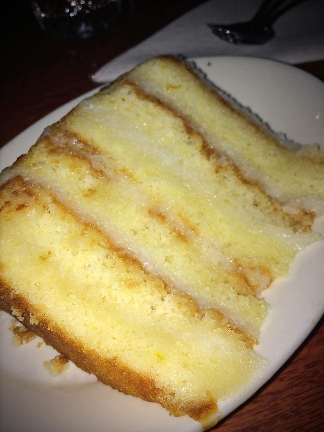 HOUSEMADE COCONUT CAKE