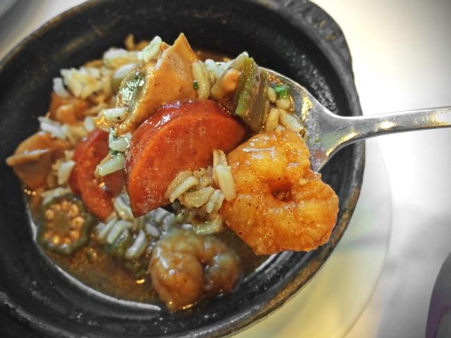 Seafood Gumbo a la Creole