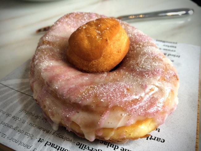 House Made Brioche Doughtnut
