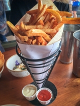 Belgian Fries (fried in duck fat)