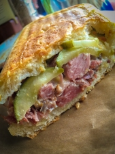 Pulled Pork Cubano